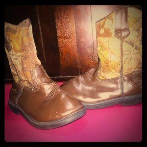 Realtree Boots